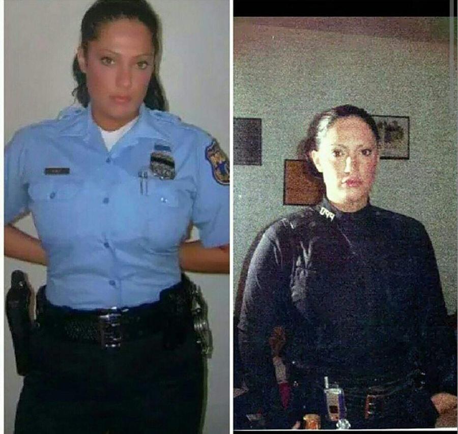 Female Cops Fuck Criminal